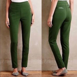 Anthropologie Cartonnier Charlie Skinny Trousers